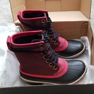 Sorel boots women's slimpack1964